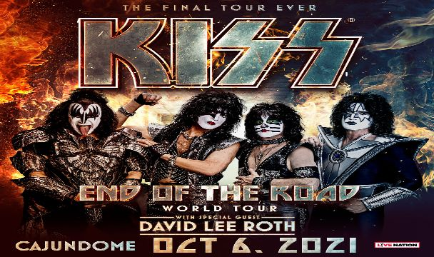 KISS Tour Graphic