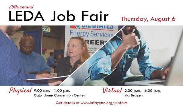 2020 LEDA Job Fair Thumb Image