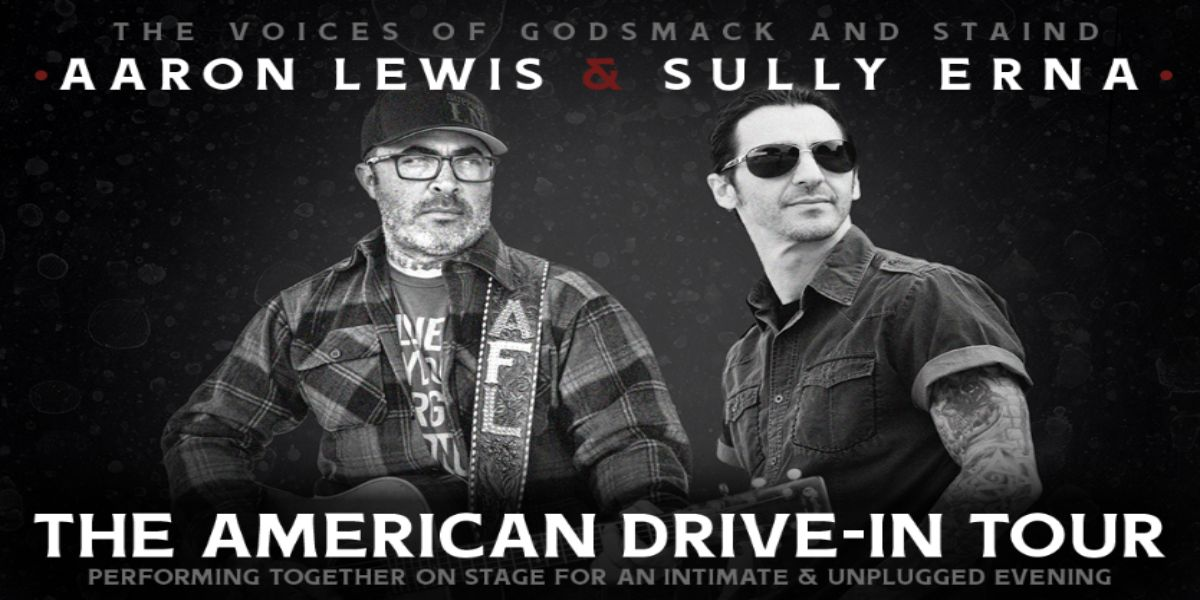 Aaron & Sully - The American Drive-In Tour