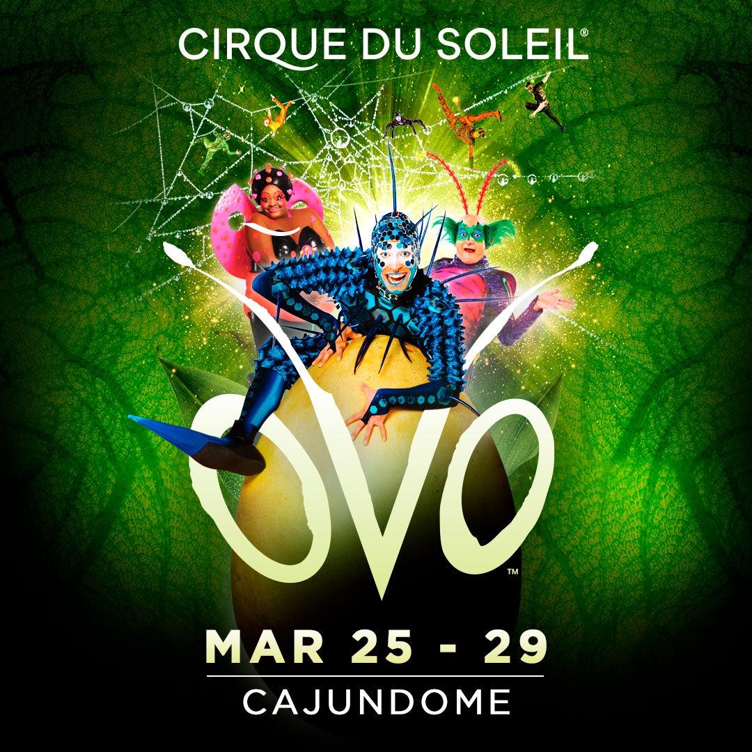 More Info for Cirque Du Soleil OVO