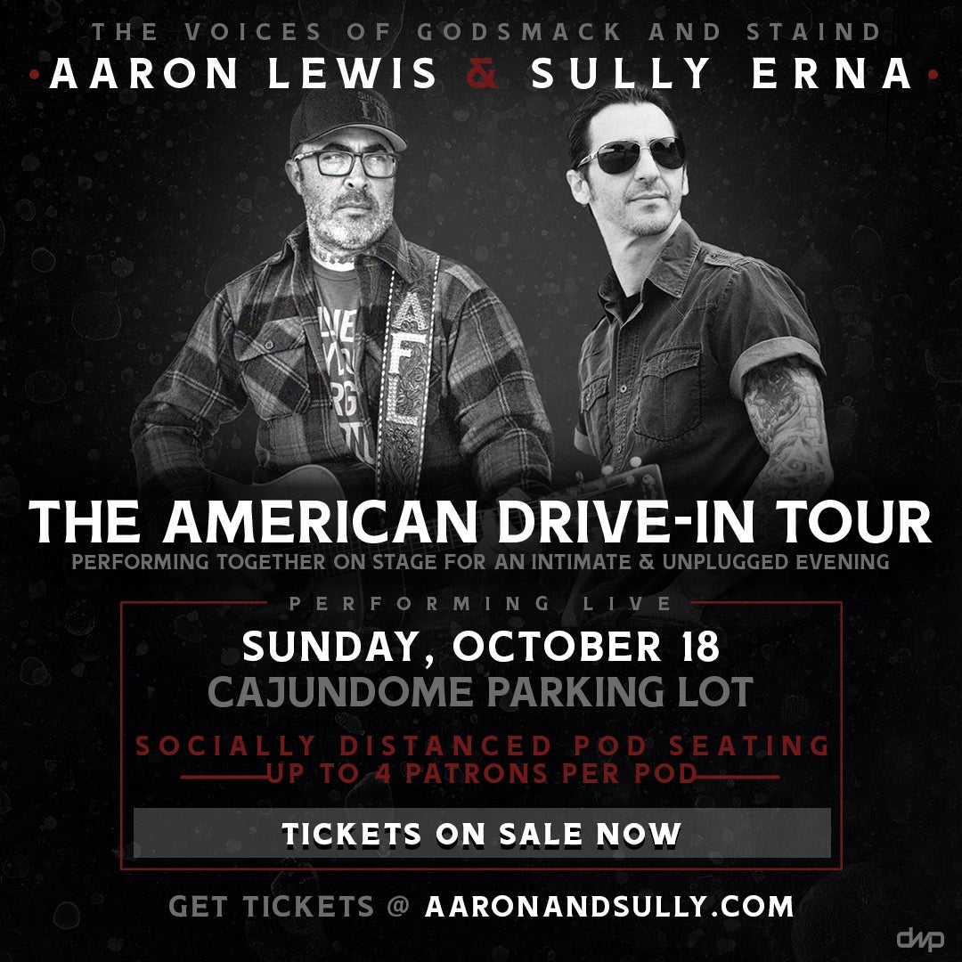 Aaron and Sully On Sale Now