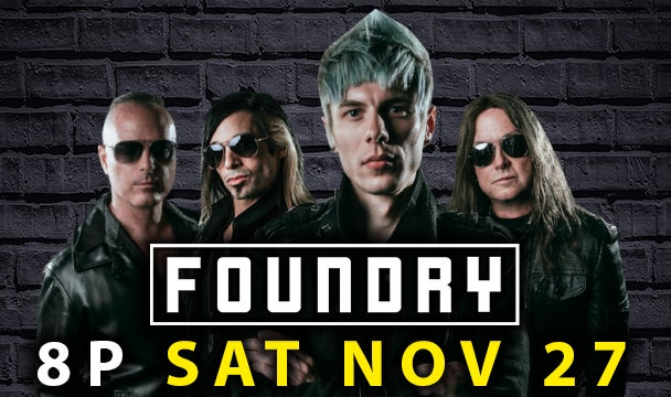 FOUNDRY Concert Thumbnail Image
