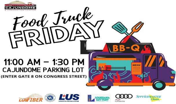 Food Truck Friday Coming Soon