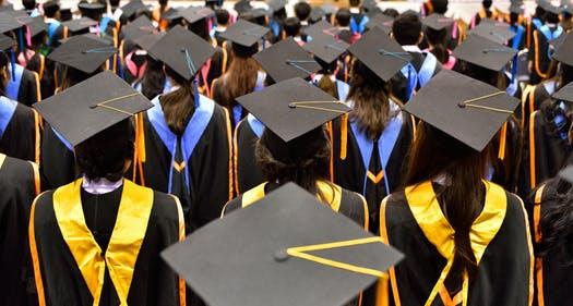Blue Cliff College Graduation