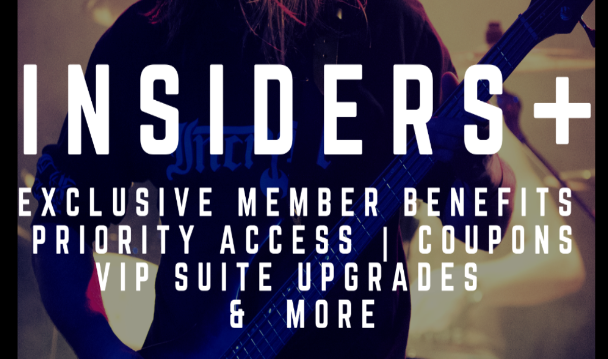 More Info for Check out the all new CAJUNDOME Insiders Membership Program