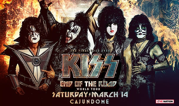 More Info for KISS- End of the Road World Tour