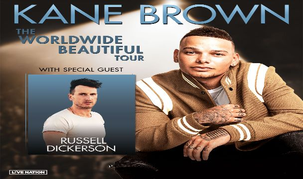 More Info for Kane Brown Rescheduled