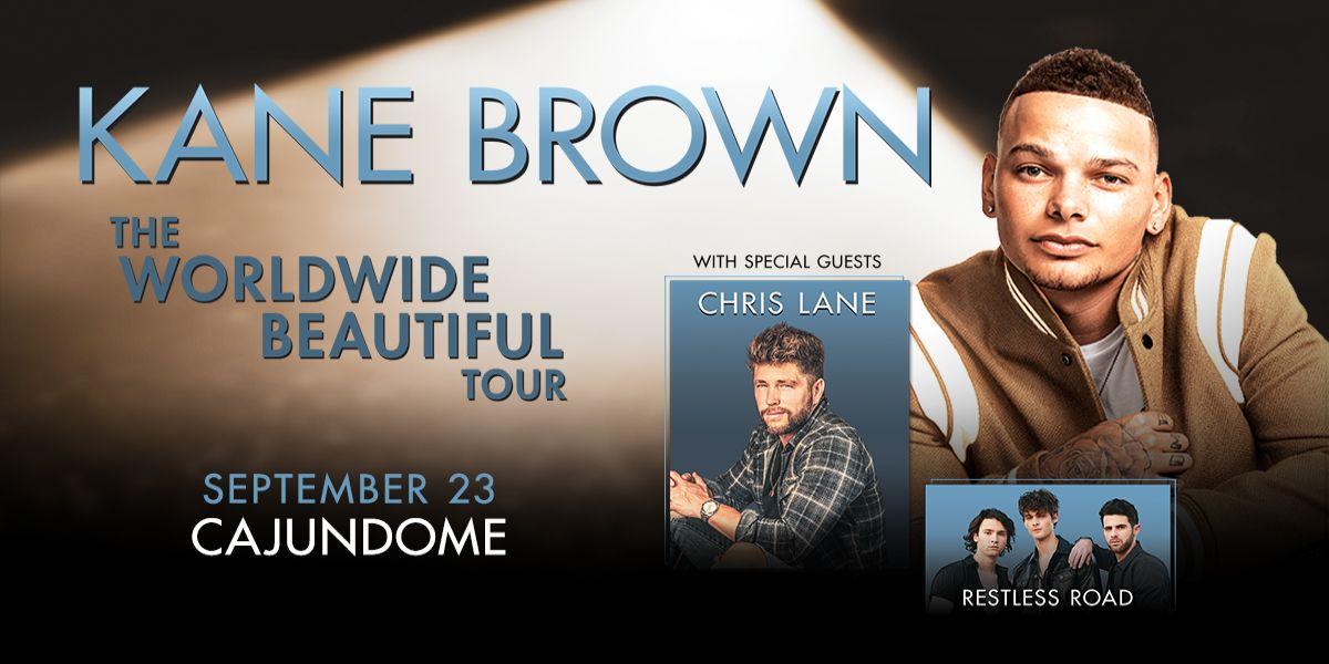 Kane Brown: Worldwide Beautiful Tour
