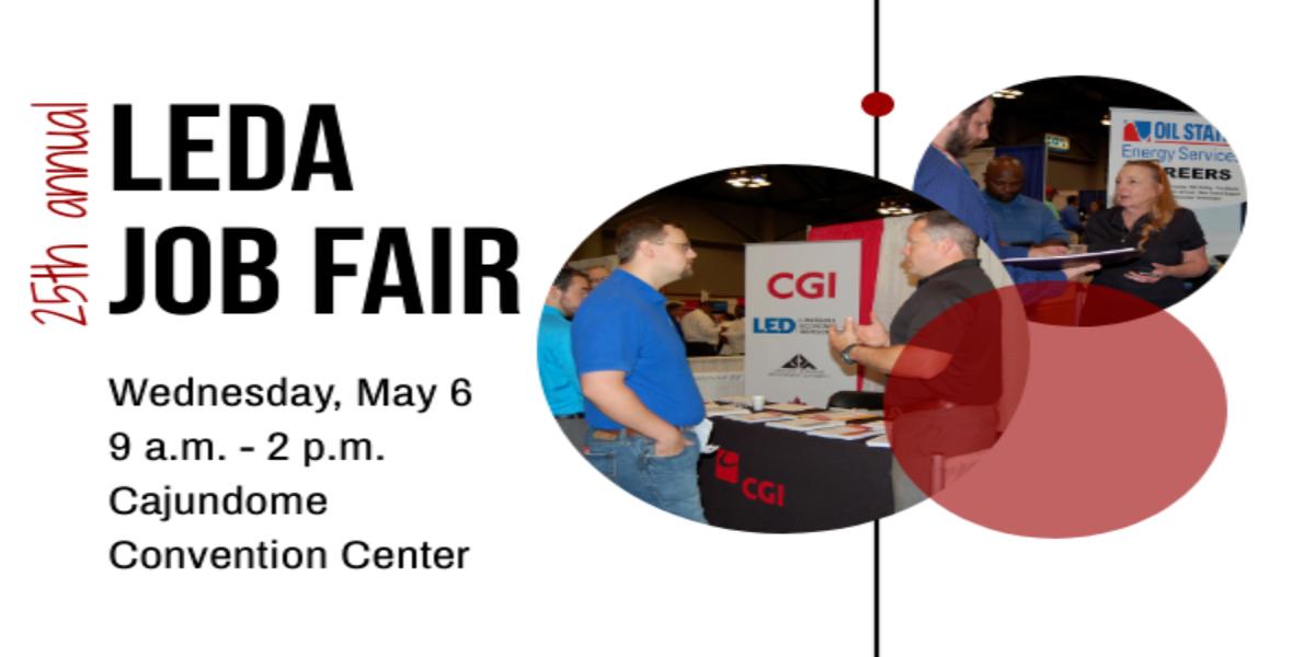 25th Annual LEDA Job Fair