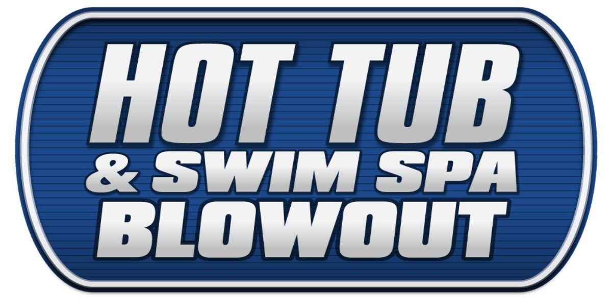 The Spa & Swim Spa Blowout Expo