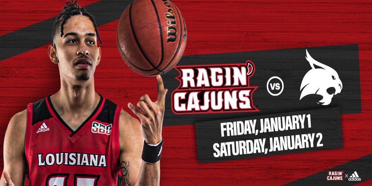 Ragin' Cajuns Men's Basketball vs. Texas State