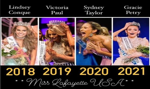 More Info for Miss Lafayette USA
