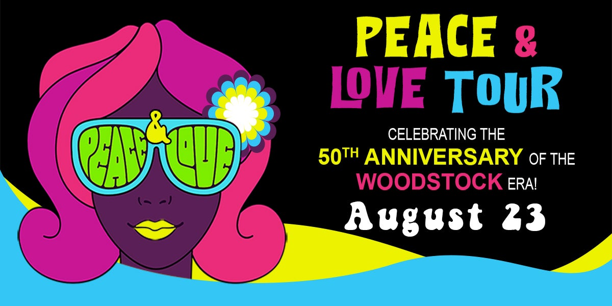 Peace & Love Tour