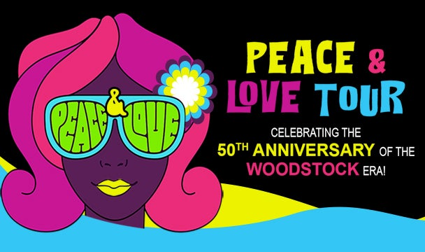 More Info for Peace & Love Tour