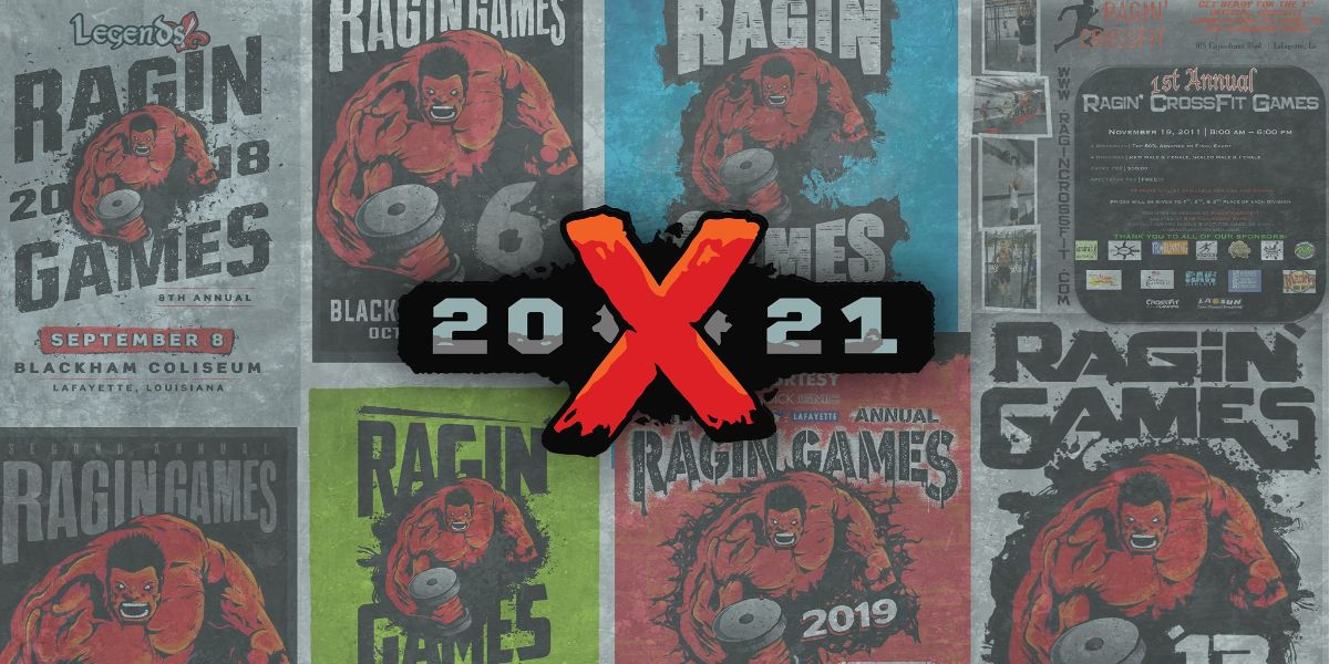 Ragin' Games 2021 CrossFit Competition