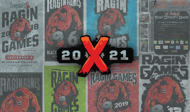 More Info for Ragin' Games 2021 CrossFit Competition