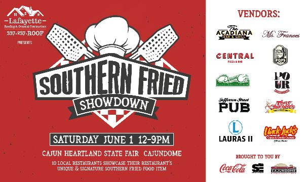 More Info for Southern Fried Showdown