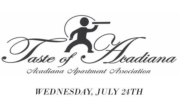 More Info for Taste of Acadiana