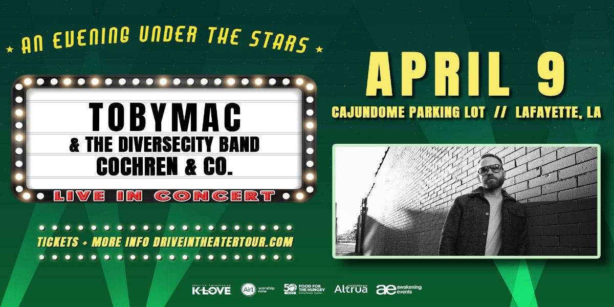 AN EVENING UNDER THE STARS WITH TOBYMAC