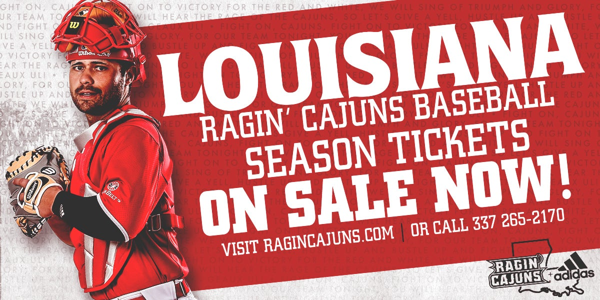 Ragin' Cajun Baseball vs. Maryland