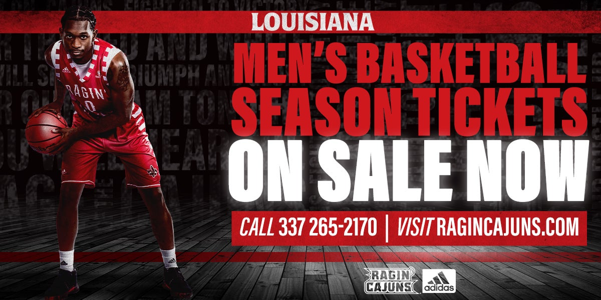 Ragin' Cajun Men's Basketball vs. McNeese