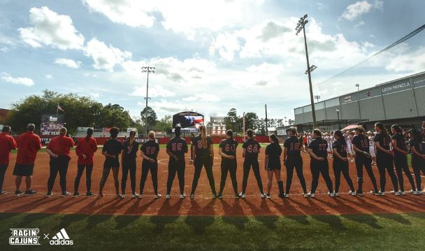 More Info for Ragin' Cajuns Softball vs. Texas State