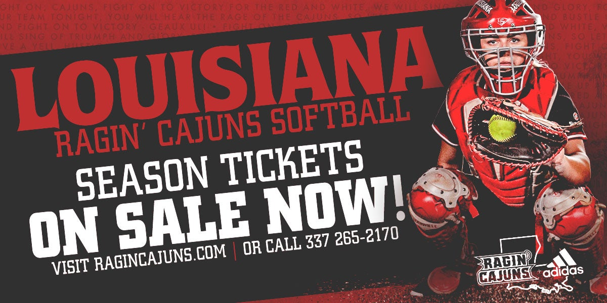 Ragin' Cajun Softball