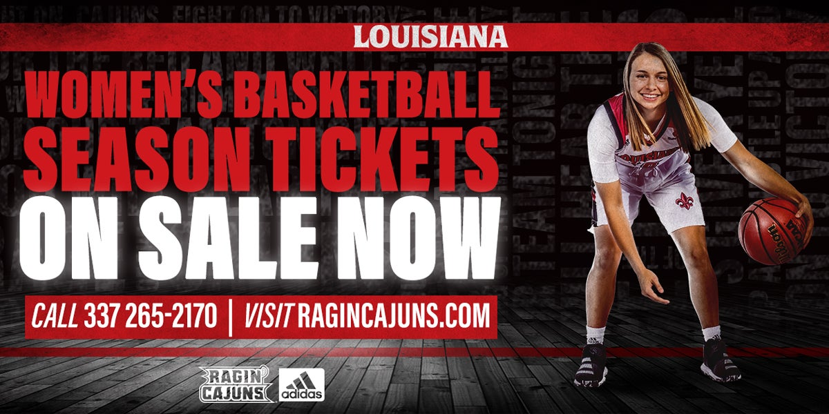 Ragin' Cajun Women's Basketball vs South Alabama