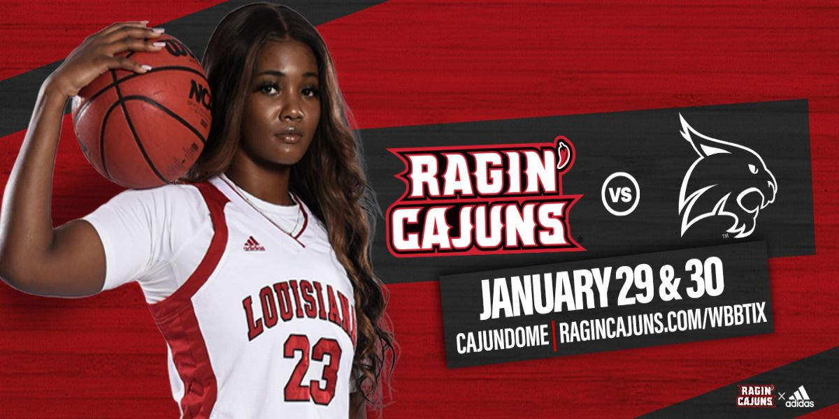 Ragin' Cajuns Women's Basketball vs. Texas State
