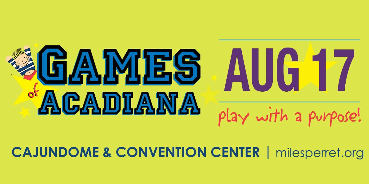 19th Annual Games of Acadiana