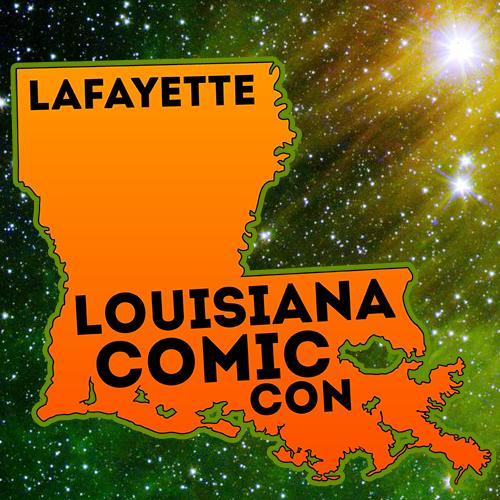 More Info for Louisiana Comic Con