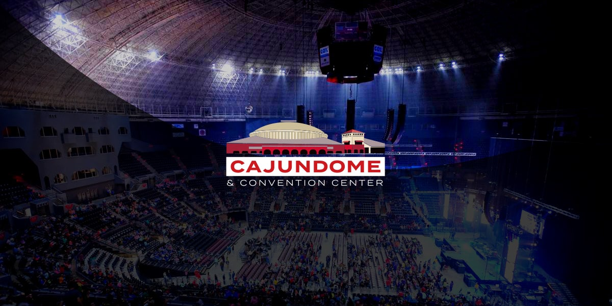 More Info for CAJUNDOME Launches New Website