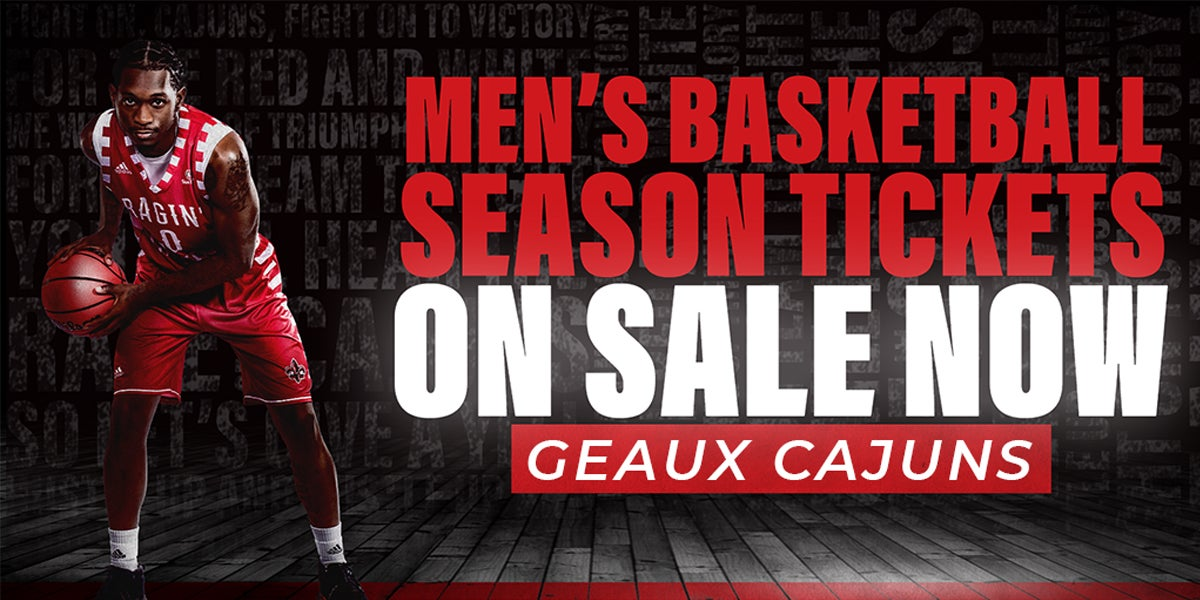 Ragin' Cajun Men's Basketball vs. Coastal Carolina